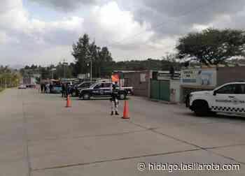 Detienen a 10 personas en operativo de seguridad de Tepeji del Río - La Silla Rota