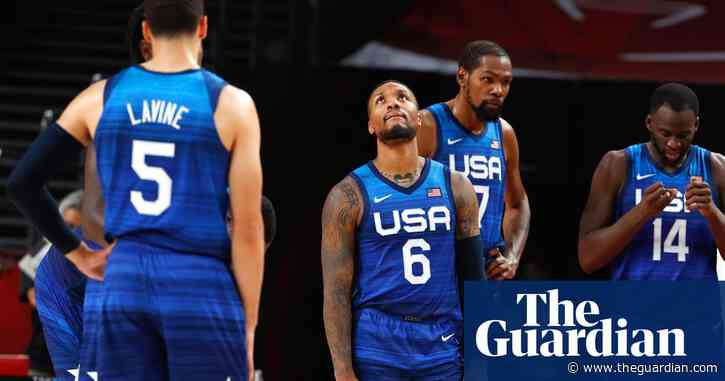 The Dream Team days are long gone for USA Olympic basketball