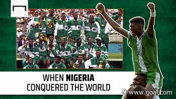 When Nigeria conquered the world, with Garba Lawal