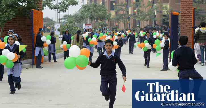 'Once-in-a-lifetime chance': the rural children winning rare places at an elite school in India