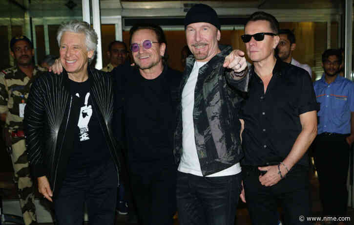 U2 say they'd have no problem with Bono going solo