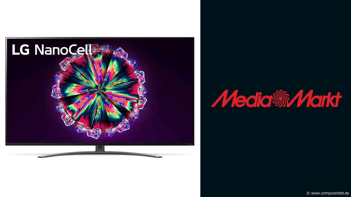 Media-Markt-Angebot: LG-Nano-Cell-TV mit 55 Zoll und 4K zum Bestpreis - COMPUTER BILD