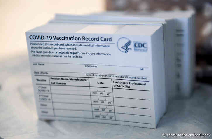 California To Require All State And Health Care Workers To Provide Proof Of COVID Vaccination, Or Do Weekly Testing