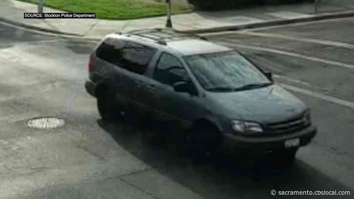 Man, 40, Killed In Stockton Hit-And-Run
