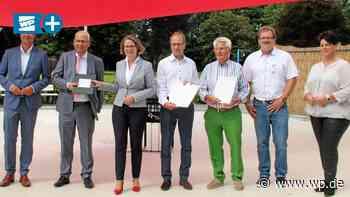 Ministerin hat für Brilon eine halbe Million Euro im Gepäck - Westfalenpost
