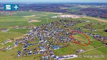 Brilon weist in Thülen neues Baugebiet aus - Westfalenpost