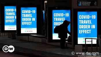 Coronavirus: US will not lift travel restrictions, citing delta variant - DW (English)