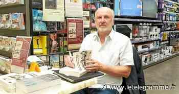 À Lanester, les 90 portraits de famille de l'auteur Gilles Tenoux - Le Télégramme