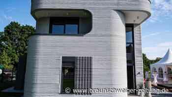 Erstes Wohnhaus aus dem 3D-Drucker in Westfalen eröffnet