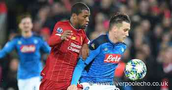 Liverpool could have taken different Gini Wijnaldum transfer route with £12m bid
