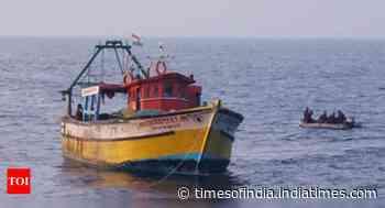 ONGC, Coast Guard avert shipwreck in Mumbai offshore