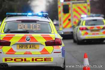 A259 traffic delay after crash near Peacehaven