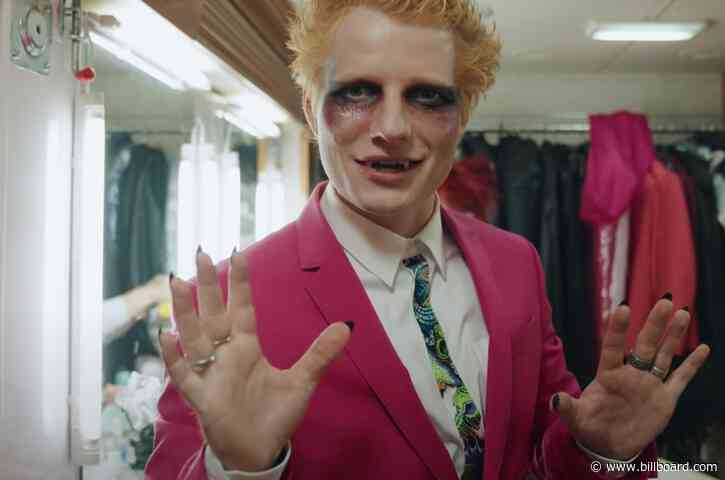 'Bad Habits' Lead Ed Sheeran to No. 1 on Both Billboard Global Charts