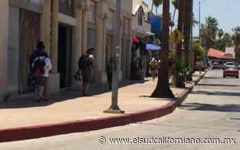 Sin afectación por temblor registrado al noroeste de San José del Cabo - El Sudcaliforniano
