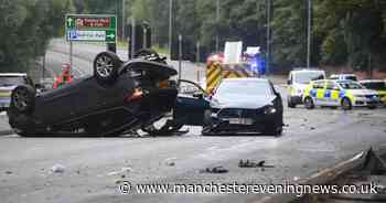 Woman left with 'life-changing injuries' after Blackley horror crash