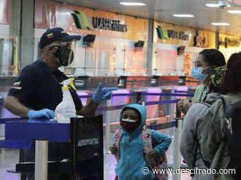 Vuelos a Porlamar y Maracaibo fueron los destinos nacionales de mayor demanda en la semana flexible - Descifrado.com
