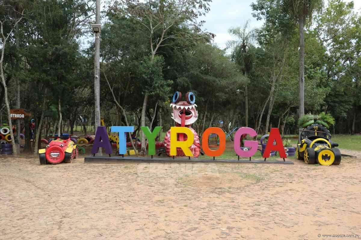 En Atyrá hacen diversión de ¡materiales reciclados! - Crónica.com.py