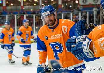 Peterborough Phantoms have re-signed their 41 year-old attacking ace - Peterborough Telegraph