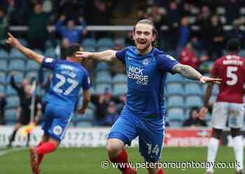 Peterborough United star reckons he'll be fit and firing in time for the start of the Championship season - Peterborough Telegraph