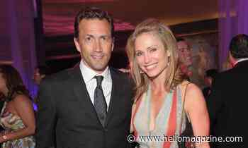 Amy Robach marks bittersweet family occasion while away from home