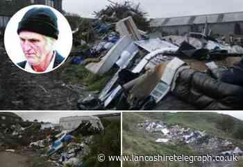 Colne farmer, John Allison, jailed again for illegally dumping waste