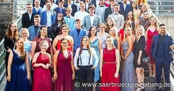 Abschlussfeier Oberstufenverband Neunkirchen, Schiffweiler, Bexbach - Saarbrücker Zeitung