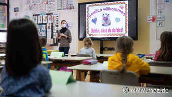Schulen Corona Brandenburg: Neue Verordnung – Unterricht soll nach den Ferien auch in Grundschulen mit Maskenpflicht starten - moz.de
