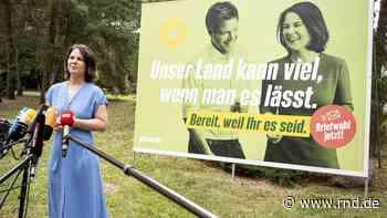 Baerbock läutet Bundestagswahlkampf in Brandenburg ein - RND