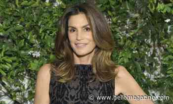 Cindy Crawford's fresh-faced selfie is truly swoon-worthy