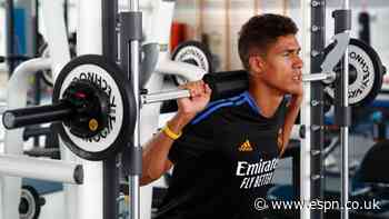 Sources: Man Utd, Madrid agree to Varane deal