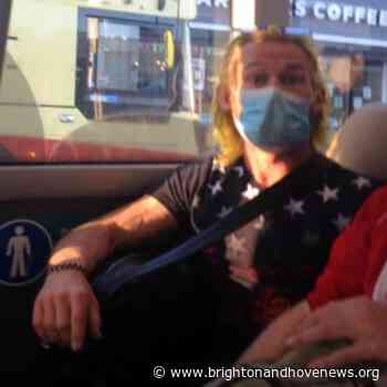 Racist abuser wanted by police after outburst on Brighton bus - Brighton and Hove News
