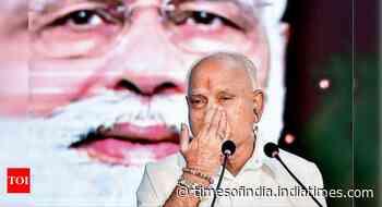 With B S Yediyurappa on board, BJP confident of smooth transition in Karnataka