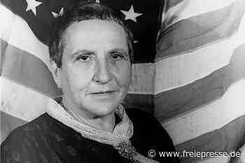 """Gertrude Stein: """"Die Leitgans vom Montparnasse"""" - Freie Presse"""
