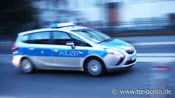 Jugendliche werfen Stein von Brücke – in Auto-Frontscheibe eingeschlagen - B.Z. Berlin