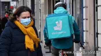 Deliveroo arrive à Bailleul en septembre - La Voix du Nord