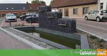 La fontaine de la place de Bailleul déjà en panne - l'avenir.net