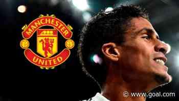 Man Utd and Real Madrid agree £41m Varane transfer