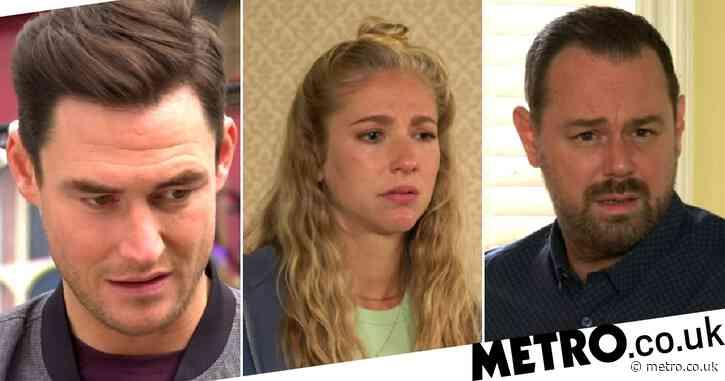 EastEnders spoilers: Nancy Carter crushed as Mick makes Zack Hudson break up with her