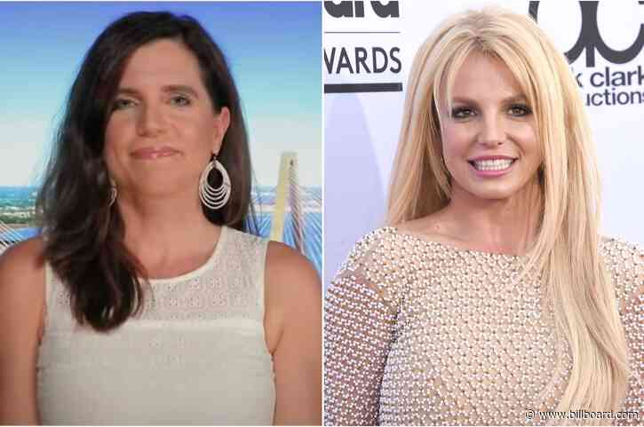 Rep. Nancy Mace Slams Britney Spears' 'Crazy' Conservatorship, Compares It to 'Communist China'