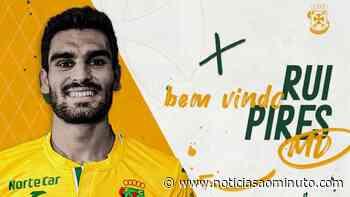 Oficial: Médio ex-FC Porto é reforço do Paços de Ferreira - Notícias ao Minuto