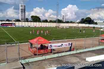 Porto Velho recebe o Nova Mutum no Aluízio Ferreira - Rondônia Dinâmica