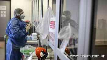 Murieron 384 personas y 12.555 fueron reportadas con coronavirus en las últimas 24 horas - Télam