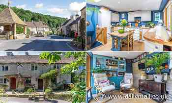 18th Century cottage in 'prettiest village in England', Castle Combe, goes on the market for £675k