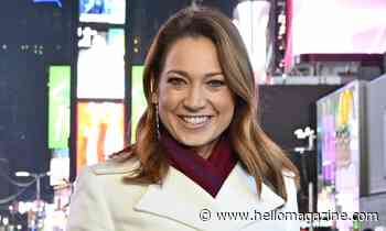 Ginger Zee's return to the GMA studio has the best reaction from her co-hosts
