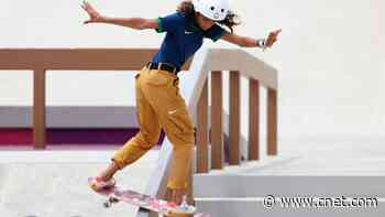 Olympic skateboarding debuts with focus on youth     - CNET