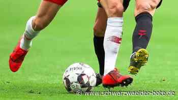 Fußballspiel in Kehl abgebrochen - Polizei ermittelt wegen Körperverletzung - Schwarzwälder Bote
