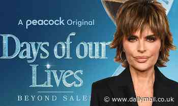 Lisa Rinna is returning to star in a Days Of Our Lives limited series: 'Billie Reed is Back'