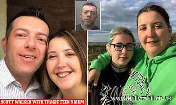 Wife who escaped beast's clutches reveals horror as he is convicted of murdering his stepdaughter