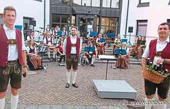 Stadtkapelle hat einen neuen Dirigenten - Freilassing - Passauer Neue Presse
