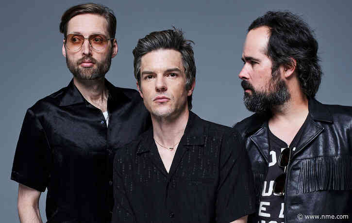 The Killers share teaser clip for new album 'Pressure Machine'